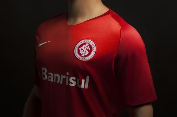 Nova camisa do Inter (Foto: divulgação / SC Internacional)