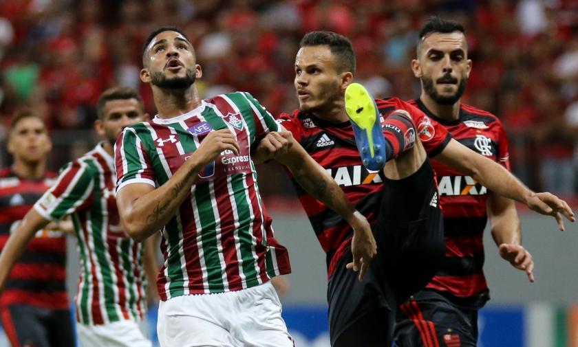 Fluminense x Flamengo - 07/06/2018