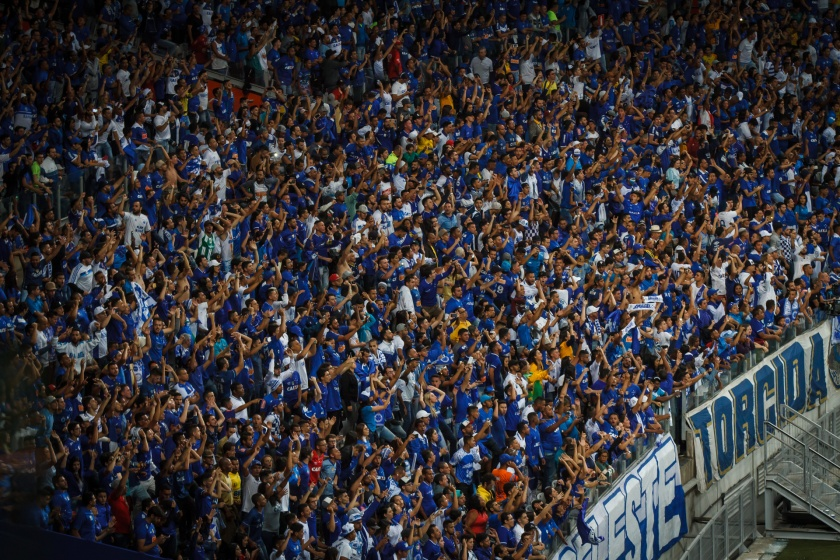 BELO HORIZONTE / BRASIL (29.08.2018) Cruzeiro x Flamengo