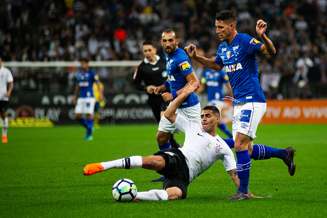 Cruzeiro x Corinthians 1