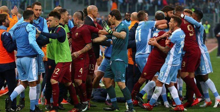#ACERVO2L - Mais que um clássico, uma disputa histórica: o Derbi della Capitale